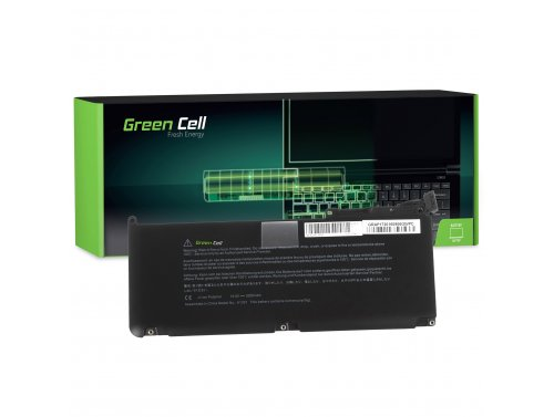 Green Cell ® Batteria A1331 per Portatile Laptop Apple MacBook 13 A1342 2009-2010