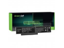 Green Cell ® Batteria SQU-701DHR504 per Portatile Laptop Joybook C41 Q41 R43 R43C R43CE R56 und Packard Bell EASYNOTE MB55 MB85