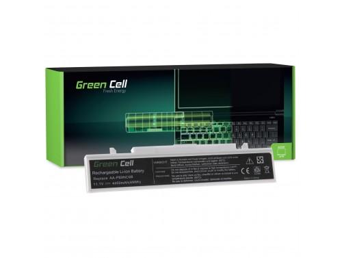 Green Cell Batteria AA-PB9NC6B AA-PB9NS6B per Samsung R519 R522 R530 R540 R580 R620 R719 R780 RV510 RV511 NP350V5C Blanche