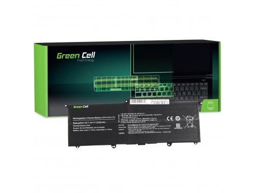 Batteria Green Cell ® AA-PLXN4AR AA-PBXN4AR per Portatile Laptop Samsung Series 9 NP900X3C NP900X3B NP900X3D