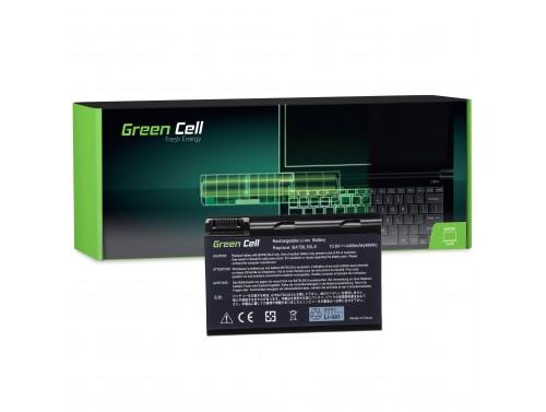 Green Cell Batteria BATBL50L6 BATCL50L6 per Acer Aspire 3100 3650 3690 5010 5100 5200 5610 5610Z 5630 TravelMate 2490 11.1V