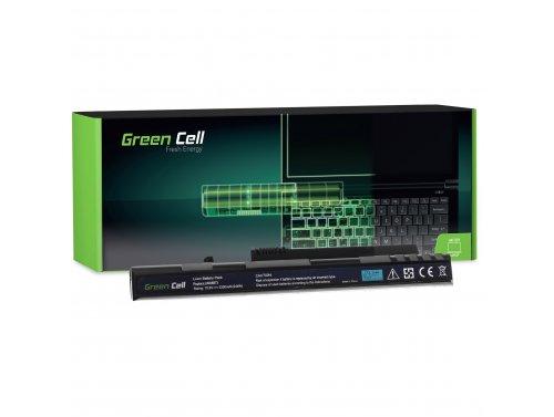 Batteria Green Cell ® UM08A31 UM08B31 per Portatile Laptop Acer Aspire One A110 A150 D150 D250 ZG5 2200mAh