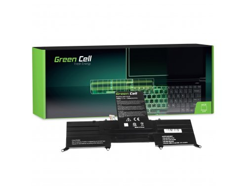Green Cell Batteria AP11D3F AP11D4F per Acer Aspire S3 S3-331 S3-371 S3-391 S3-951 S3 MS2346