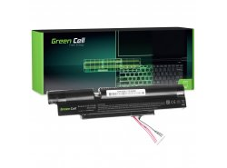 Batteria Green Cell ® AS11A3E AS11A5E per Portatile Laptop Acer Aspire  3830T 4830T 4830TG 5830 5830T 5830TG