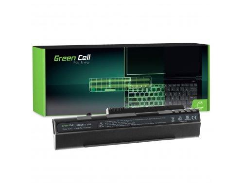 Batteria Green Cell ® UM08A31 UM08B31 per Portatile Laptop Acer Aspire One A110 A150 D150 D250 ZG5