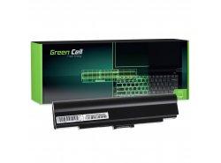 Batteria Green Cell ®  UM09E71 UM09E51 per Portatile Laptop Acer Aspire One 521 752 Ferrari One 200 Packard Bell EasyNote