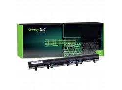 Batteria Green Cell ®  AL12A32 per Portatile Laptop Acer Aspire E1-522 E1-530 E1-532 E1-570 E1-572 V5-531 V5-571
