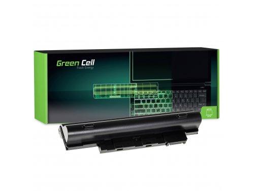 Green Cell Batteria AL10A31 AL10B31 per Acer Aspire One AO522 AO722 AOD255 AOD257 D255 D255E D257 D257E D260 D270 522 722