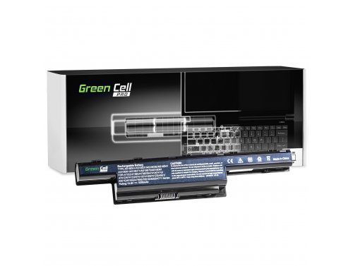 Green Cell ® Batteria Green Cell PRO AS10D31 AS10D41 AS10D51 per Portatile Laptop Acer Aspire 5733 5741 5742 5742G 5750G E1-571