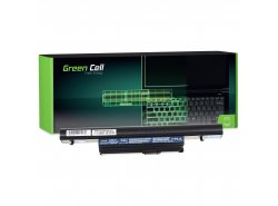 Batteria Green Cell ® AS10B75 AS10B31 per Portatile Laptop Acer Aspire 5553 5625G 5745 5745G 5820T 5820TG 7250 7739 7745