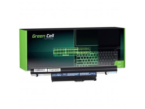 Batteria Green Cell ® AS10B75 AS10B31 per Portatile Laptop Acer Aspire 5553 5625G 5745 5745G 5820T 5820TG 7250 7739 7745