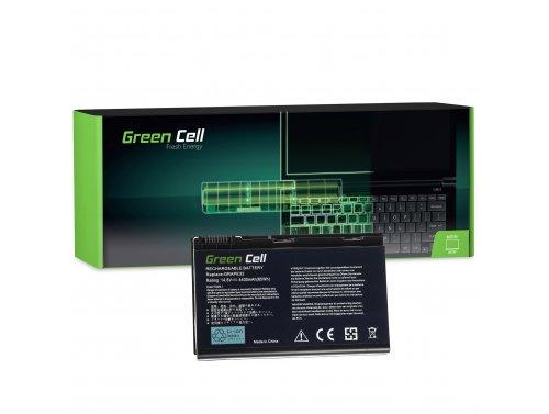 Green Cell Batteria GRAPE32 TM00741 TM00751 per Acer Extensa 5210 5220 5230 5230E 5420 5620 5620Z 5630 5630EZ 5630G 14.8V