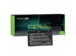 Green Cell Batteria GRAPE32 TM00741 TM00751 per Acer Extensa 5210 5220 5230 5230E 5420 5620 5620Z 5630 5630EZ 5630G 11.1V
