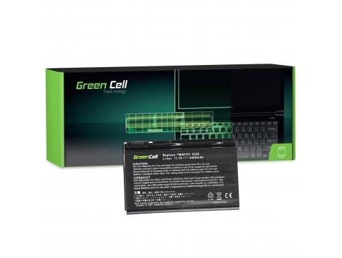 Batteria Green Cell ® GRAPE32 TM00741 TM00751 per Portatile Laptop Acer TravelMate 5220 5520 5720 7520 7720 Extensa 5100 5220 56