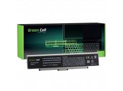Green Cell Batteria VGP-BPS9B VGP-BPS9 VGP-BPS9S per Sony Vaio VGN-NR VGN-AR570 CTO VGN-AR670 CTO VGN-AR770 CTO