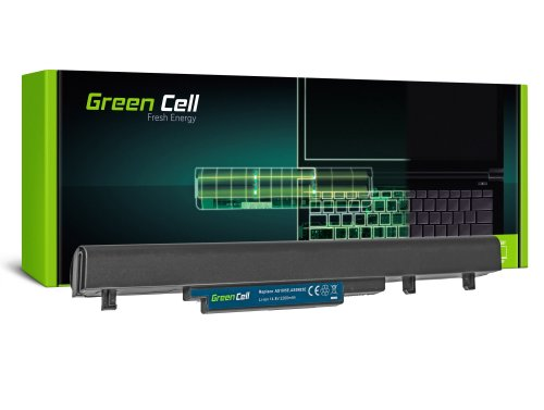 Green Cell Batteria AS09B3E AS09B56 AS10I5E per Acer TravelMate 8372 8372G 8372Z 8372ZG 8481 8481G TimelineX 8372T 8481TG