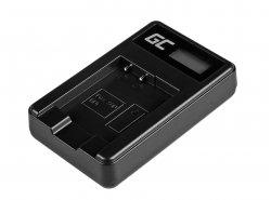 Caricabatterie Fotocamera BC-CSN Green Cell ® per Sony NP-BN1, Cyber-Shot DSC-QX10 DSC-QX100 DSC-TF1 DSC-TX10 DSC-W530