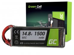 Green Cell ® Batteria 1500mAh 14.8V