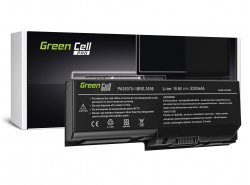 Green Cell PRO Batteria PA3536U-1BRS PABAS100 per Toshiba Satellite L350 P200 P300 P300D X200 X205 Equium L350 P200 P300