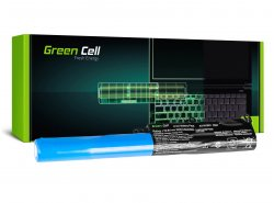 Green Cell Batteria A31N1601 A31LP4Q per Asus R541 R541N R541NA R541S R541U Vivobook Max F541N F541U X541 X541N X541S X541U