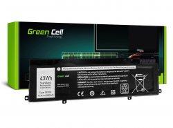 Green Cell Batteria 5R9DD per Dell Chromebook 11 3120 P22T