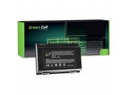 Green Cell ® Batteria FPCBP176 per Portatile Laptop Fujitsu LifeBook A8280 AH550 E780 E8410 E8420 N7010 NH570