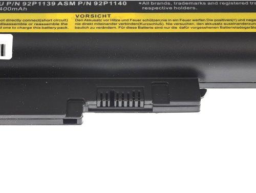 Green Cell ® Batteria 42T4504 42T4513 per Portatile Laptop IBM Lenovo ThinkPad T60 T61 R60 R61