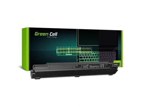 Batteria Green Cell ® BTY-S27 per Portatile Laptop MSI MegaBook S310 Averatec 2100