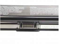 Batteria Green Cell ® PA3534U-1BRS per Portatile Laptop Toshiba Satellite A200 A300 A500 L200 L300 L500