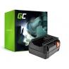 Batteria Green Cell (4Ah 25V) 8838 883801 8838-20 8838-U 8838U 4025 4025-20 per Gardena 380LI 380EC 4025-20 402520 4028-20