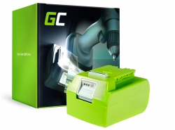 Green Cell® Batteria (4Ah 24V) 2902707 2902807 G24 G24B2 G24B4 per GreenWorks 24V Series 2000007 2100007 2201207 2402207 3801107