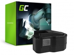 Green Cell ® Batteria per M1230, MXM12 do AEG BEST 12 X Super, BS 12X, BBS 12 X, BSB 12 STX 12V 3.3Ah
