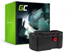 Green Cell ® Batteriaper Hilti SFL24 24V 3Ah