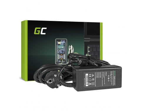Green Cell ® Alimentatore / Caricatore per Portatile Samsung NP300U NP530U3B-A01 NP900