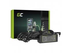 Green Cell ® Ladegerät für Asus EEE PC 1001 1005 1015 1201 1215