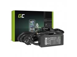 Green Cell ® Ladegerät für HP MINI 1000 1001TU 1001XX 1005TU 1006TU