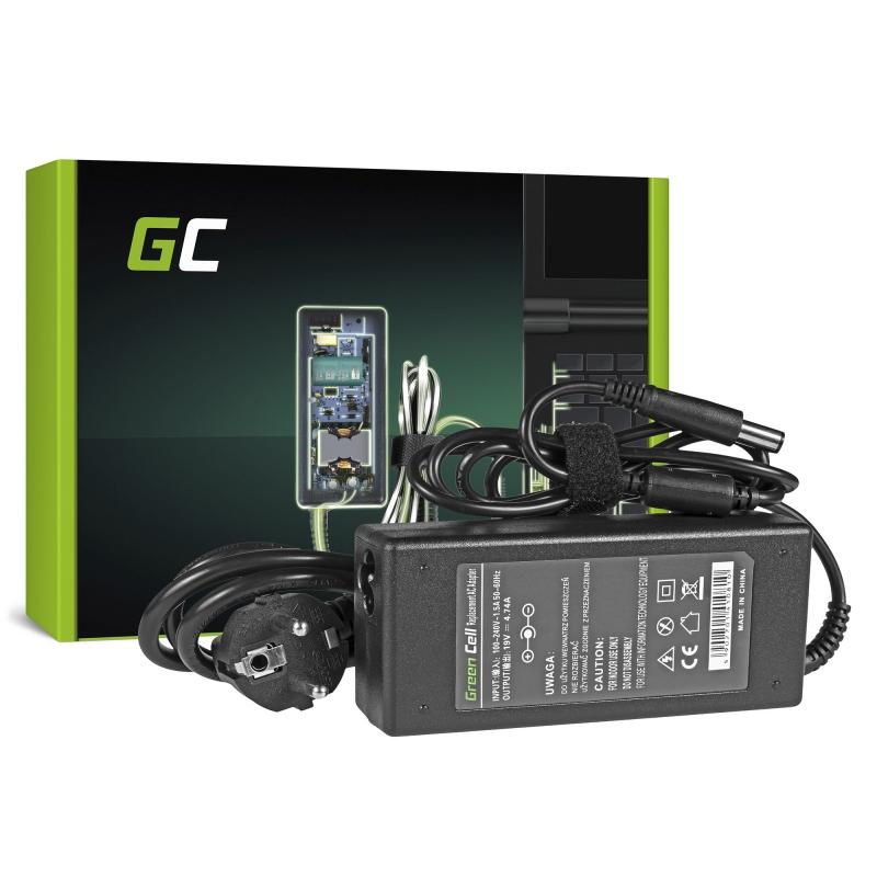 Alimentatore caricabatterie adattatore per portatile HP COMPAQ Probook 4510S