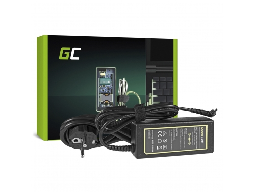 Green Cell ® Alimentatore / Caricatore per Portatile Samsung XE500TIC XE700TIC XE303C12