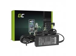 Green Cell ® Alimentatore / Caricatore per Portatile Samsung NP530U4E NP730U3E NP740U3E
