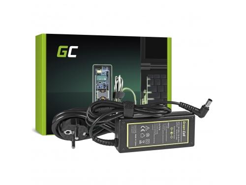 Green Cell ® Netzteil / Ladegerät VGP-AC19V43 VGP-AC19V48 19.5V 3.3A 65W für Laptop Sony Vaio SVF15 SVF1521C6EW SVF152A29M