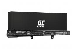 Green Cell ® ULTRA Batteria A31N1319 A41N1308 per Asus X551 X551C X551CA X551M X551MA X551MAV F551 F551C F551M R512C R512CA
