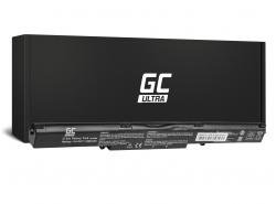 Green Cell ULTRA Batteria A41-X550E per Asus A550 F550 F550D K550 K750 R510 R510D R510DP R750 R752L X450 X550 X550D X750
