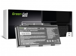 Green Cell ® PRO Batteria BTY-M6D per MSI GT60 GT70 GT660 GT680 GT683 GT780 GT783 GX660 GX680 GX780