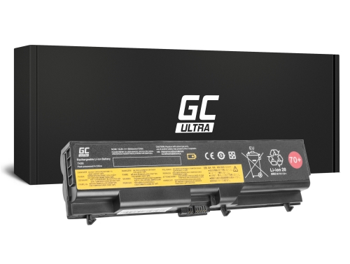 Green Cell ULTRA Batteria 45N1001 per Lenovo ThinkPad L430 L530 T430 T430i T530 T530i W530