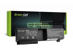 Green Cell Batteria HSTNN-OB37 per HP Pavilion TX1000 TX2000 TX2500 TouchSmart TX2