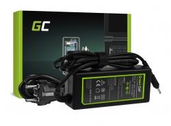 Green Cell ® Alimentatore / Caricatore 19.5V 3.08A ADP-65NH A per Asus Eee Slate B121 EP121