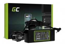 Green Cell ® Caricatore per Asus Zenbook UX51V UX51VZ AsusPRO B8430U B8430UA P2440U P2520L P2540U P4540U P5430U P5430UA