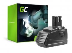 Green Cell® Batteria (3Ah 12V) SFB 121 SFB 126 per Hilti SF 121-A SFL 12/15 SID 121-A