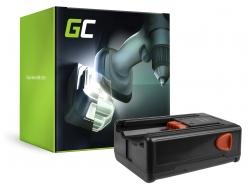 Green Cell ® Batteria 8834-20 per Gardena EasyCut 42 Accu 8872-20 SmallCut 300 Accu 8844-20