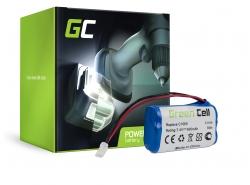 Green Cell ® Batteria per Gardena C 1060 Plus Solar